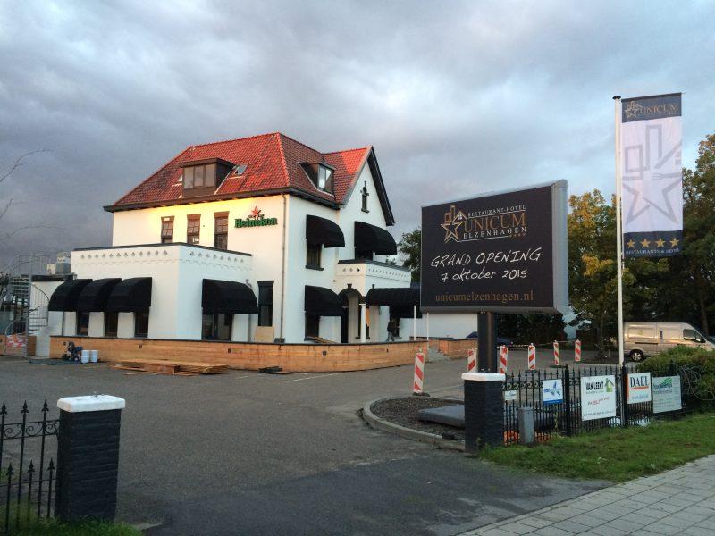 Dakcoating Unicum Restaurant & Hotel